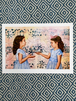 (CreativeWork) Handle with Care Ed. 4 of 10 by Leah Mariani. Print. Shop online at Bluethumb.