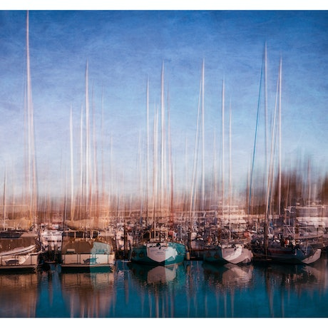 (CreativeWork) Winter Port of Call Ed. 3 of 20 by Joseph Remi d'Argent. Photograph. Shop online at Bluethumb.