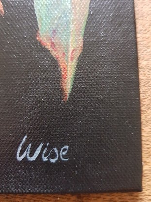 (CreativeWork) Our time to shine 1 by Kate Wise. Acrylic Paint. Shop online at Bluethumb.