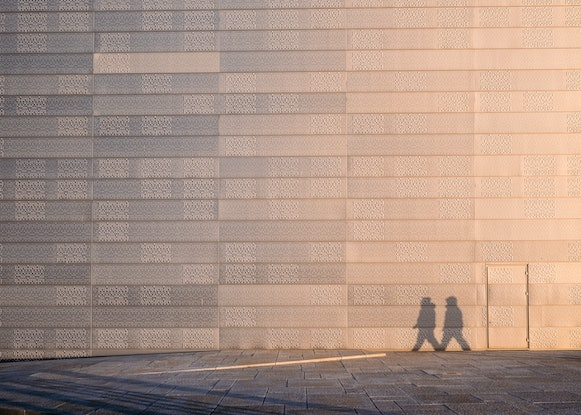 (CreativeWork) Shadow stroll Ed. 1 of 50 by Pepijn Thijsse. Photograph. Shop online at Bluethumb.