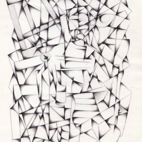(CreativeWork) andreas, over a beer, 2000 by Adam Kanofski. Drawings. Shop online at Bluethumb.