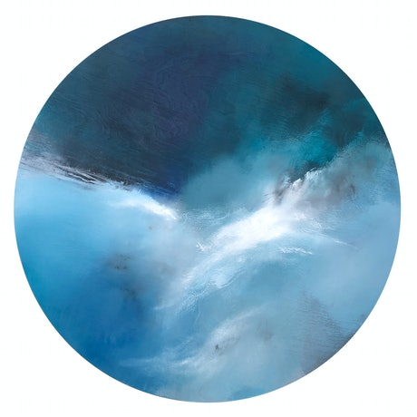 (CreativeWork) Swell by Joanne Duffy. Oil Paint. Shop online at Bluethumb.