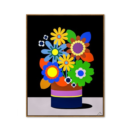 (CreativeWork) Still Life No.75 by Andria Beighton. Acrylic Paint. Shop online at Bluethumb.