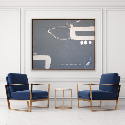 (CreativeWork) BAL HARBOUR by richard rhodes. Acrylic Paint. Shop online at Bluethumb.