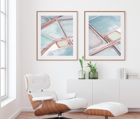 (CreativeWork) Salted Pastels I Ed. 3 of 10 by Ty Stedman. Photograph. Shop online at Bluethumb.