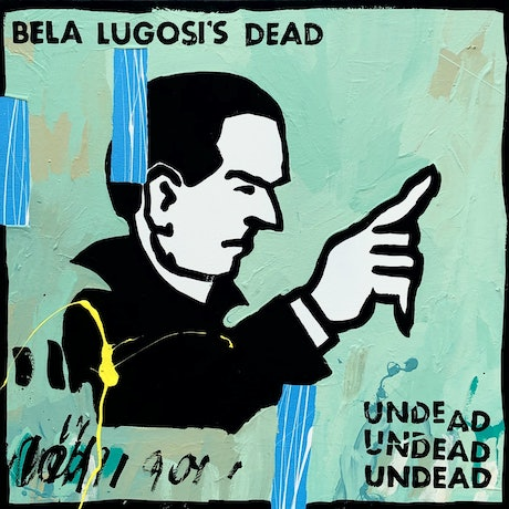 (CreativeWork) Bela Lugosi's Dead by Ben Tankard. Acrylic Paint. Shop online at Bluethumb.