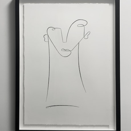 (CreativeWork) 'Him'  by Angus Martin. Other Media. Shop online at Bluethumb.