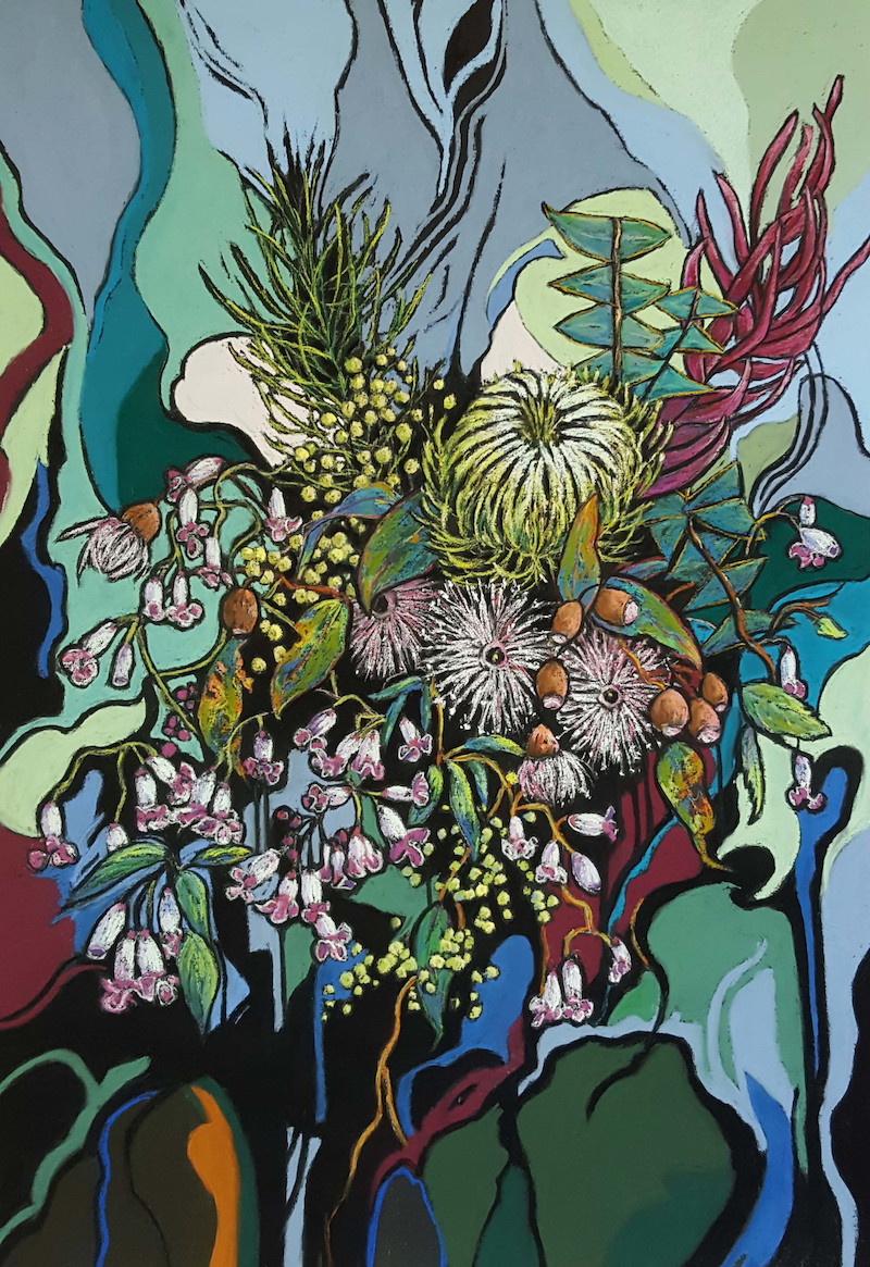 (CreativeWork) From Australian Soil Series by Helen Miles. Other Media. Shop online at Bluethumb.