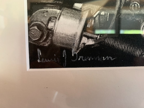 (CreativeWork) The Machine by Lew Brennan. Drawings. Shop online at Bluethumb.