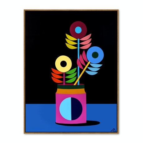 (CreativeWork) Still Life No.52 by Andria Beighton. Acrylic Paint. Shop online at Bluethumb.