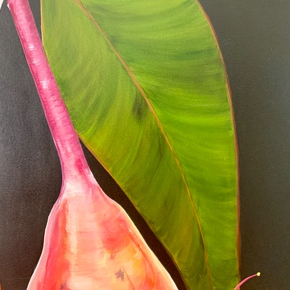(CreativeWork) Soak up the Sun by Hayley Kruger. Acrylic Paint. Shop online at Bluethumb.