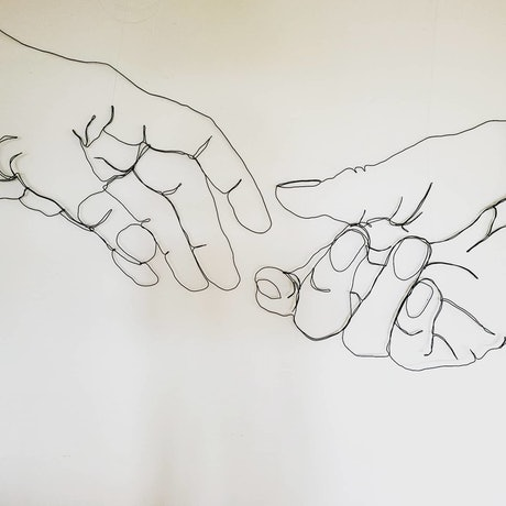 (CreativeWork) Letting Go, 4 by Felicity Cavanough. Other Media. Shop online at Bluethumb.