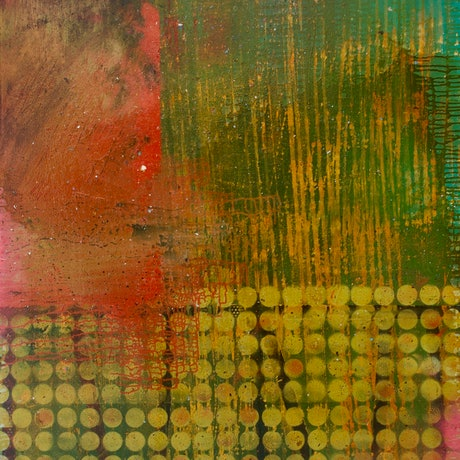 (CreativeWork) Another day comes round by David Spencer. Mixed Media. Shop online at Bluethumb.
