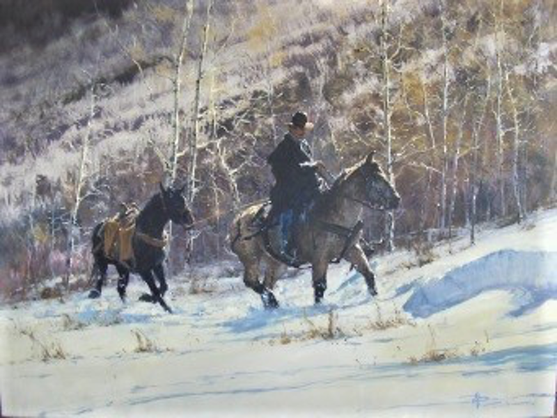 (CreativeWork) 'COOL CHANGE'  by ROBERT HAGAN  - HIGHLY COLLECTIBLE by Robert Hagan. Oil Paint. Shop online at Bluethumb.