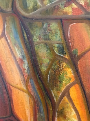 (CreativeWork) On The Wing - Toodyay WA by Susan Mercuri. Oil Paint. Shop online at Bluethumb.