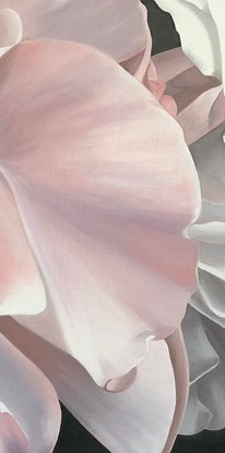 (CreativeWork) Ever Lasting by Patricia Hillard. Acrylic Paint. Shop online at Bluethumb.