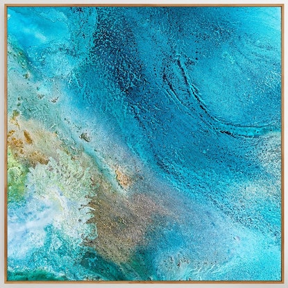 (CreativeWork) Sea Breeze  by Emiley Rose. Other Media. Shop online at Bluethumb.