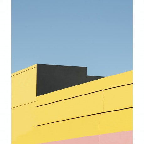 (CreativeWork) Marrickville Yellow Ed. 1 of 50 by Sarah Wilson. Photograph. Shop online at Bluethumb.