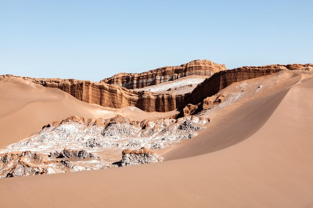 (CreativeWork) Valle de la Luna 1 Ed. 1 of 50 by Penny Prangnell. Photograph. Shop online at Bluethumb.