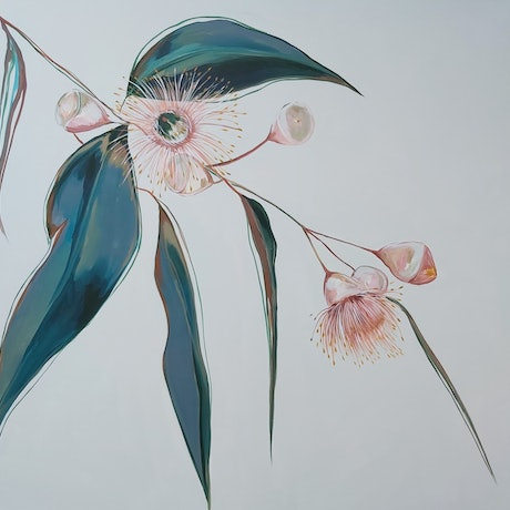 (CreativeWork) In All Her Glory  by Amanda Skye Mulder. Acrylic Paint. Shop online at Bluethumb.
