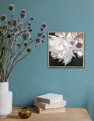 (CreativeWork) Sweet Love - Framed by Patricia Hillard. Acrylic Paint. Shop online at Bluethumb.