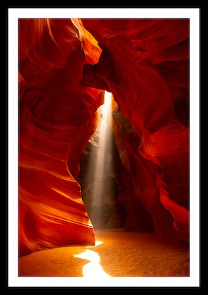 (CreativeWork) Luminous Ed. 13 of 200 by Nick Psomiadis. Photograph. Shop online at Bluethumb.