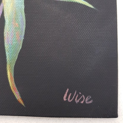 (CreativeWork) Our time to shine 5 by Kate Wise. Acrylic Paint. Shop online at Bluethumb.
