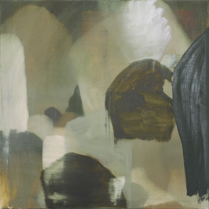 (CreativeWork) The Boulder-fields by Adrian Bradbury. Oil Paint. Shop online at Bluethumb.