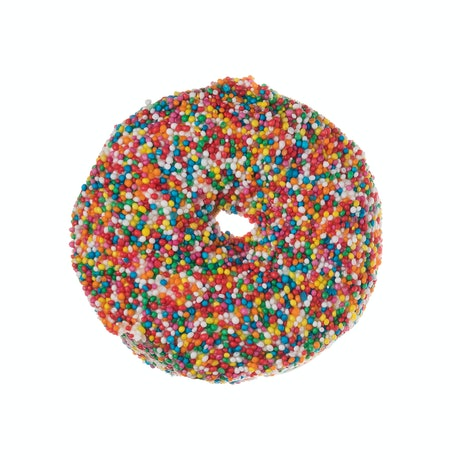 (CreativeWork) DONUT Come for Me - Rainbow Sprinkles Ed. 2 of 5 by Ali Choudhry. Photograph. Shop online at Bluethumb.