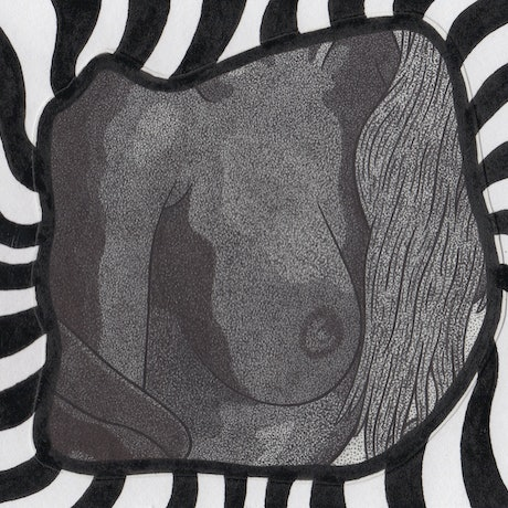 (CreativeWork) #2 by Jolon Larter. Drawings. Shop online at Bluethumb.