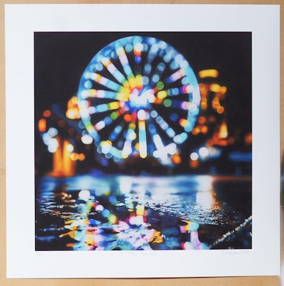 (CreativeWork) 'THE CARNIVAL' Limited Edition Pigment Ink Print on Archival Paper  Ed. 1 of 25 by Todd Simpson. Print. Shop online at Bluethumb.