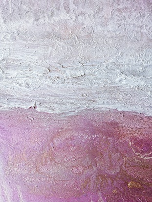 (CreativeWork) Salted Lake by Emiley Rose. Other Media. Shop online at Bluethumb.