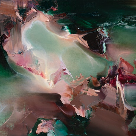 (CreativeWork) Submerge by Ella Baudinet. Oil Paint. Shop online at Bluethumb.