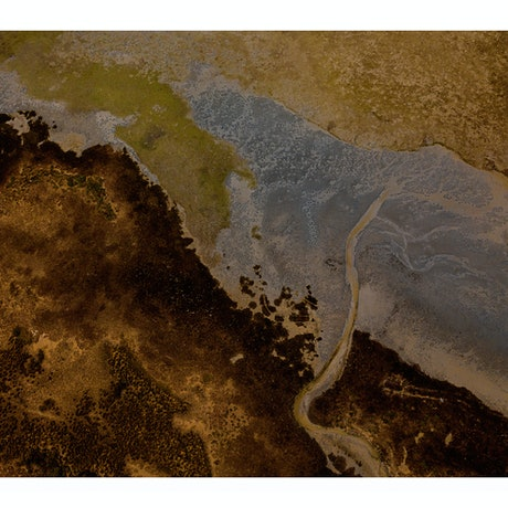 (CreativeWork) Shallow Inlet, Sandy Point Ed. 1 of 4 by Piers Buxton. Photograph. Shop online at Bluethumb.