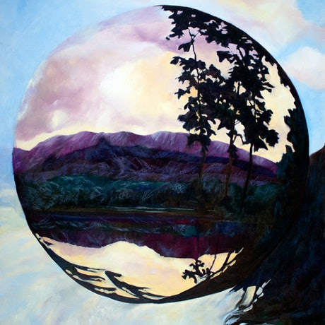 (CreativeWork) Life in a bubble by Barbara Suttie. Oil Paint. Shop online at Bluethumb.