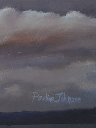 (CreativeWork) Sharing Hope by Pauline Johnson. Oil Paint. Shop online at Bluethumb.