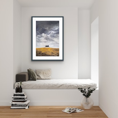 (CreativeWork) Veronica's Favourite Day was Sunday Limited Edition Fine Art Print Ed. 2 of 50 by Annie Hawkins. Print. Shop online at Bluethumb.