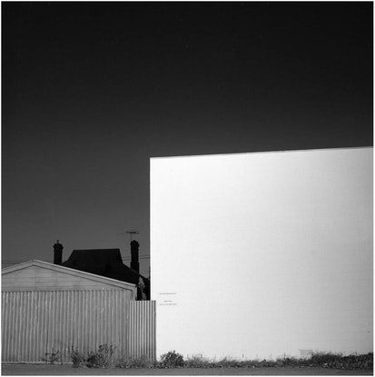 (CreativeWork) A House, a Shed, a Factory Ed. 1 of 3 by Alex Frayne. Photograph. Shop online at Bluethumb.