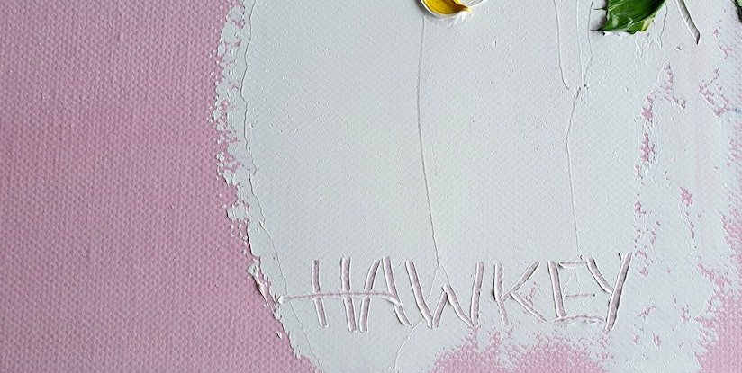 (CreativeWork) Always You by Angela Hawkey. Oil Paint. Shop online at Bluethumb.