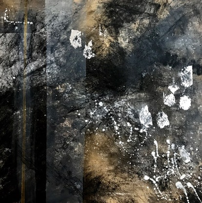 (CreativeWork) Country by Grace Brown. Mixed Media. Shop online at Bluethumb.
