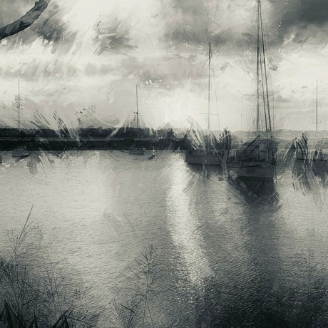 (CreativeWork) Last Rays, Iluka Bay (Ed. 1 of 100) by Trace Knowland. Other Media. Shop online at Bluethumb.