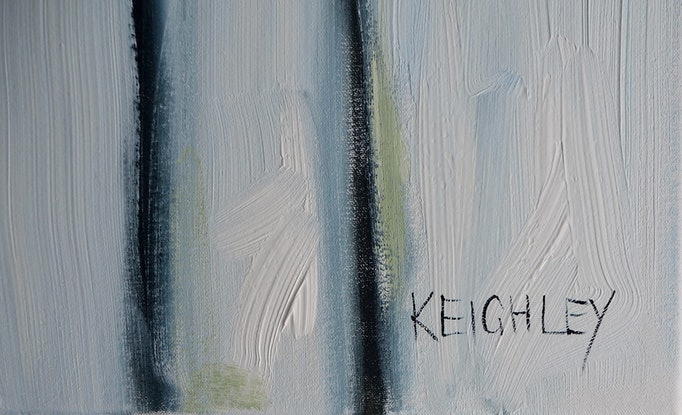 (CreativeWork) Renew No.3   by Michelle Keighley. Oil Paint. Shop online at Bluethumb.