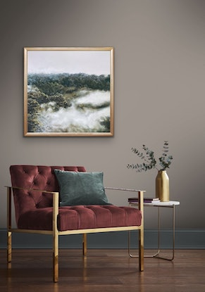 (CreativeWork) Lost to the Mist (Limited Edition stretched canvas print) Ed. 2 of 30 by Annie Hawkins. Print. Shop online at Bluethumb.