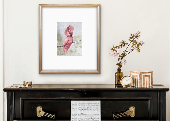 (CreativeWork) Mrs Mitchell Giclee Print Limited Edition  Ed. 1 of 50 by Annie Hawkins. Print. Shop online at Bluethumb.