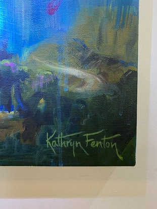 (CreativeWork) Reparation by Kathryn Fenton. Acrylic Paint. Shop online at Bluethumb.