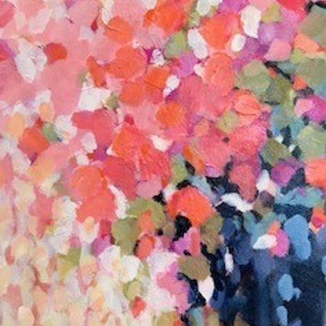 (CreativeWork) Pride and Passion by Catherine Fitzgerald. Acrylic Paint. Shop online at Bluethumb.