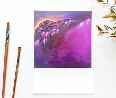 (CreativeWork) Transient Light - Limited Edition Print  Ed. 1 of 20 by Victoria FitzGerald. Print. Shop online at Bluethumb.