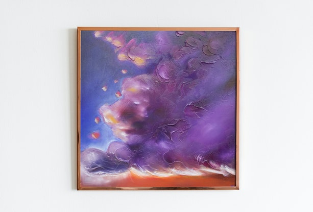 (CreativeWork) Tempest Light - Limited Edition Print A3 Size Ed. 1 of 20 by Victoria FitzGerald. Print. Shop online at Bluethumb.