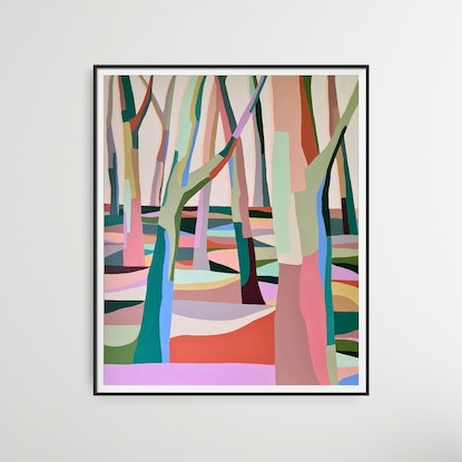 (CreativeWork) Within *Limited edition print Ed. 1 of 25 by Amy Kim. Reproduction Print. Shop online at Bluethumb.