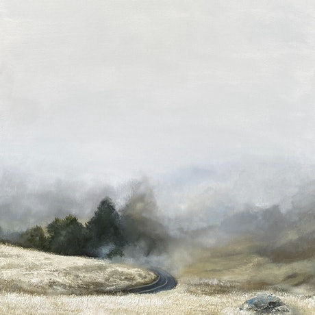 """(CreativeWork) """"The Journey"""". Limited Edition fine art Size 1 Ed. 1 of 100 by Annie Hawkins. Print. Shop online at Bluethumb."""